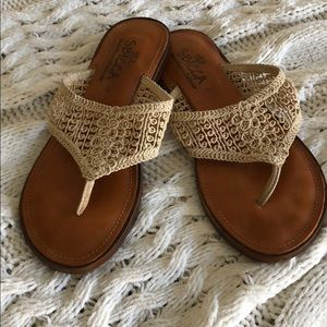 Ladies Sbicca Sandals